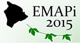 EMAPi 2015, 13th International Conference Ecology and Management of Alien Plant Invasions, 20.-24.09.2015, Hawai'i Island, USA
