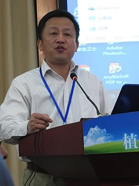 Professor Xu Xuenong, Working Group Convenor, IPP-CAAS