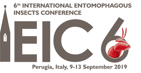 6th International Entomophagous Insects Conference, 09-13 September 2019, Perugia, Italy.