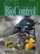 BioControl, latest issue