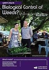 What's New in Biological Control of Weeds? Landcare Research Newsletter